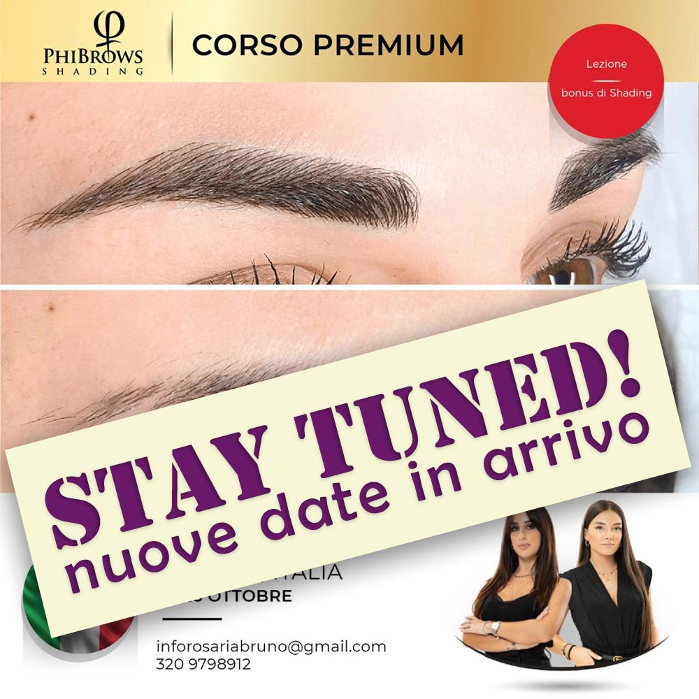 PhiBrows Denise Nadia Stay tuned